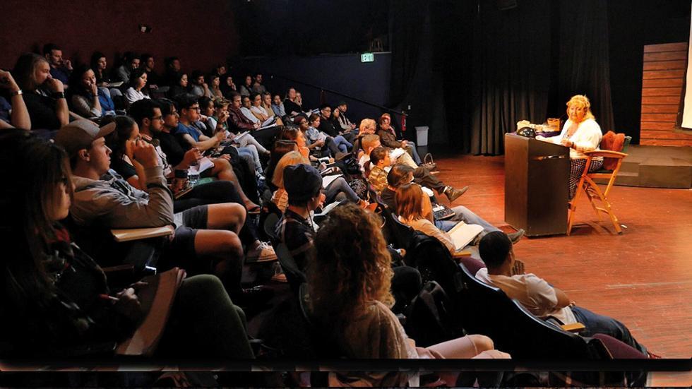 Acting workshops Los Angeles